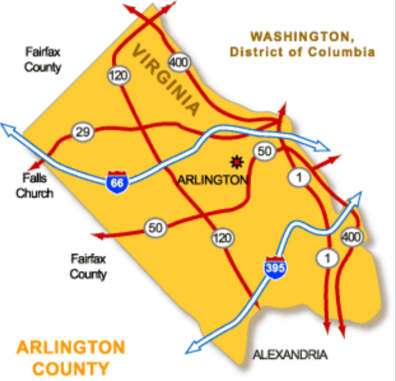 Arlington County Virginia