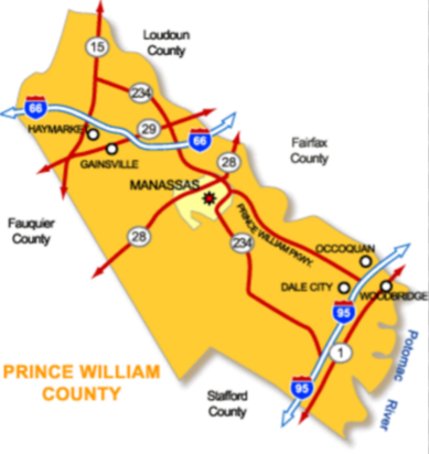 Prince William County Virginia